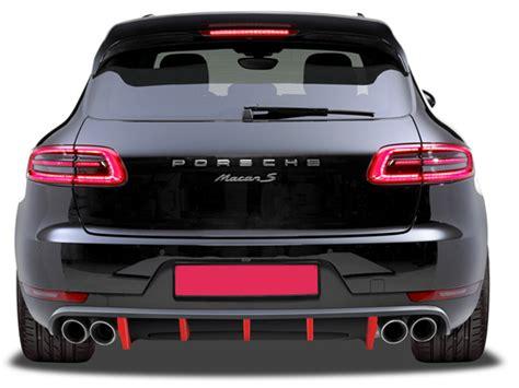 Porsche Macan Rear by Buy Porsche Macan Rear Bumpers Design 911
