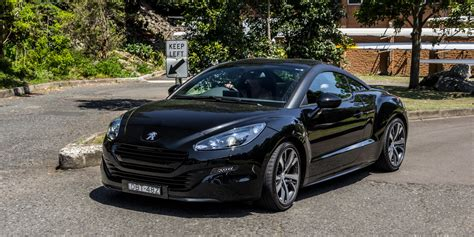 peugeot sales 2016 2016 peugeot rcz review photos caradvice