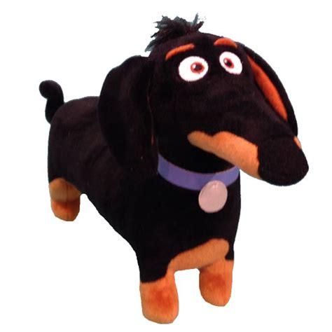 ty beanie baby buddy  dachshund secret life  pets