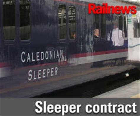 Serco Caledonian Sleeper by Serco Wins Caledonian Sleeper Franchise Railnews Today S News For Tomorrow S Railway