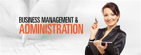 Mba Business Administration And Management by Business Administration As In Business Administration