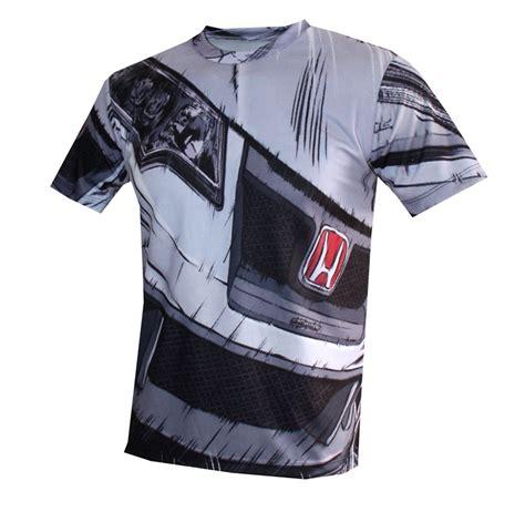 honda racing tshirt honda t shirt with logo and all printed picture t