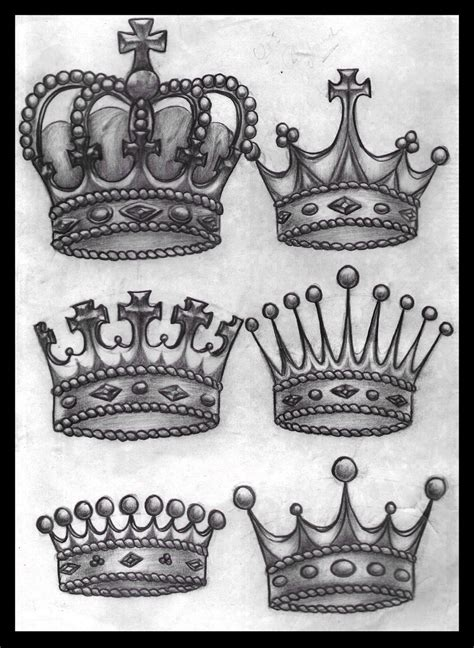king queen crown tattoos inspirational tattoos killer king crown tattoos