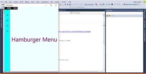 windows 10 hamburger menu tutorial build your first hamburger menu in windows 10