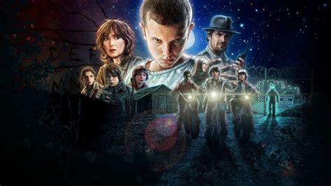 film seri stranger things quot stranger things quot netflix k 252 ndigt 2 staffel an