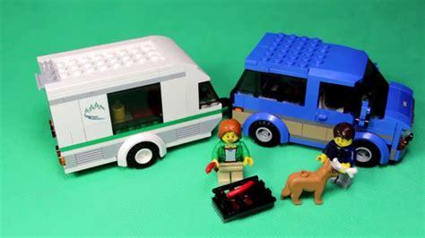 60117 Lego City And Caravan lego city caravan 60117