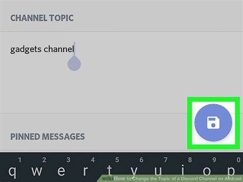 discord blank screen how to change the topic of a discord channel on android 8
