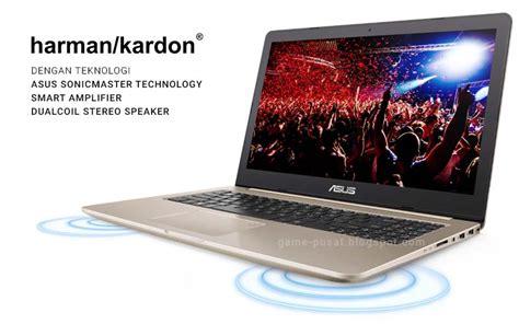 Speaker Buat Laptop review laptop kekinian asus vivobook pro untuk multimedia