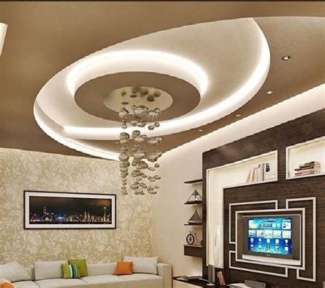 50 pop false ceiling designs for living room 2018