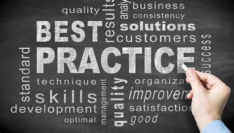 Best Practice 1 best practice better care
