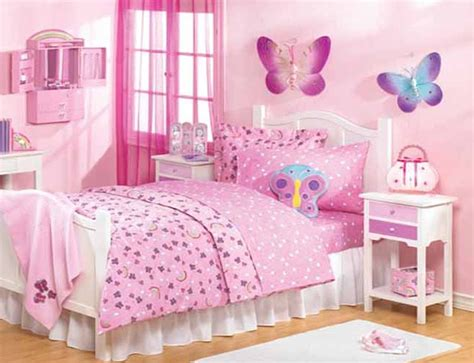 pretty teenage girl bedrooms bedroom beautiful pink color interior decoration