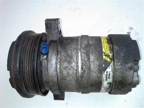 2000 cadillac eldorado ac a c air conditioning compressor ebay