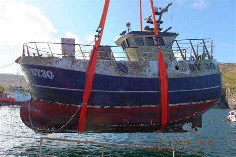 fishing boat killing fishing boat that sank off north of scotland killing