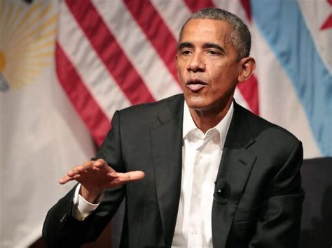 where are the obamas now obama delivers first speech post presidency without ever