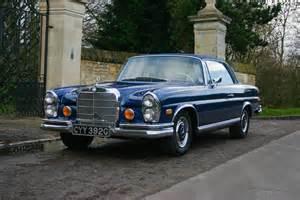 1969 Mercedes 280s 1969 Mercedes 280 Se Coupe Silverstone Auctions