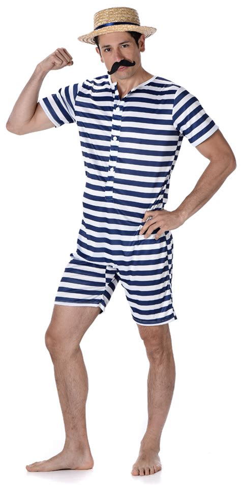 mens 20s costumes costume discounters bathing suit mens costume 20s and gangster costumes