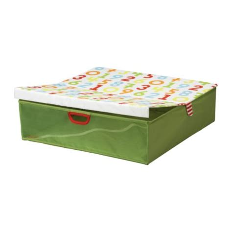 kusiner underbed storage box ikea