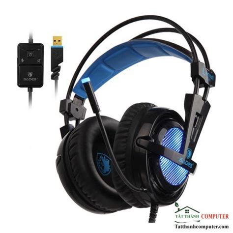 Sades Gaming Headset Sa 904 Locust Plus nghe gaming sades locust plus sa 904