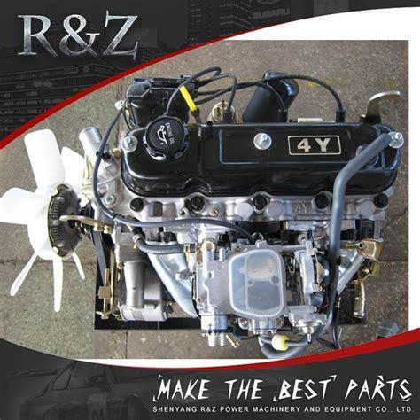 Toyota Hiace Engine High Performance 4y Engine For Toyota Hiace Hilux Buy 4y