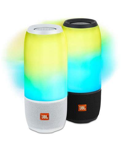 jbl light up speaker amazon jbl pulse 3 light up waterproof bluetooth speaker gifts