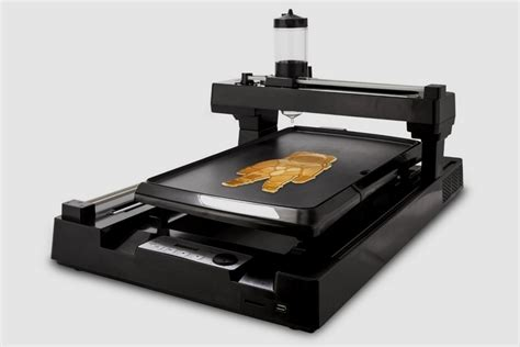 electronic gadgets for home pancakebot 3d pancake printer