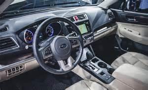 2015 Subaru Outback Interior Car And Driver