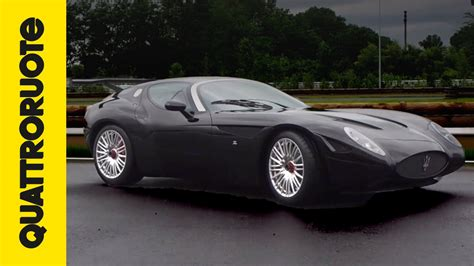 maserati zagato 2015 maserati zagato mostro 2015 powered by maserati insane