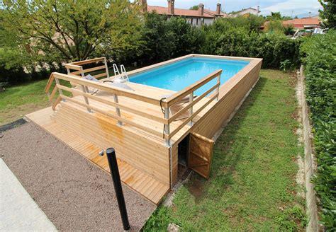 piscine da terrazzo prezzi la migliore piscina fuori terra 2018 ecco quale