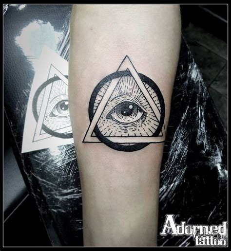 all seeing eye wrist tattoo best 25 ideas on nebraska