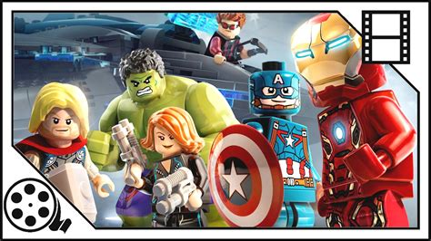 Film Marvel Complet Vf | lego marvel s avengers le film complet vf fran 231 ais