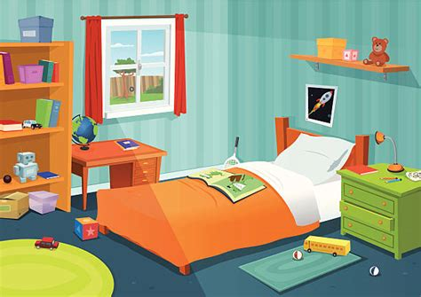 bedroom clipart bedroom clip art vector images illustrations istock