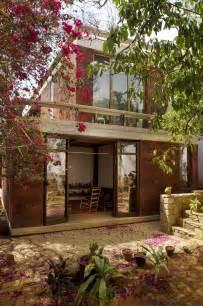 casa en arelauquen estudio ramos plataforma arquitectura casa estudio oaxaca taller de arquitectura mauricio