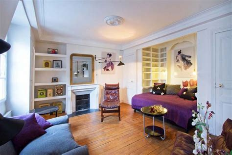 Decorating Ideas For A Small Studio Apartment Small Studio Apartment With Bigger Atmosphere Fancy Small Studio Apartment Decorating Ideas