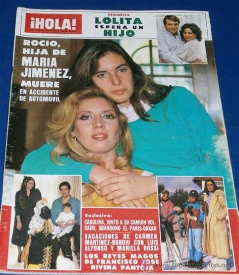 muere tino casal revista hola n 186 2108 enero 1985 portada ac comprar