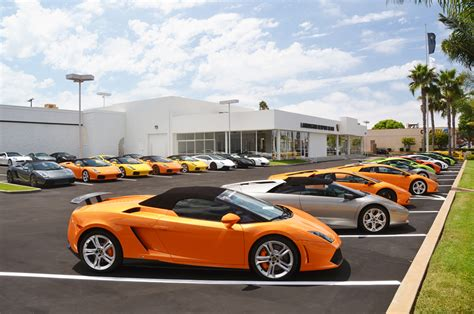 lamborghini dealership used car dealerships upcomingcarshq com