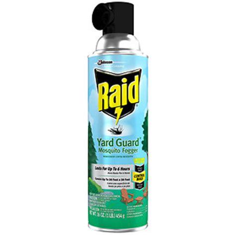 backyard fogger raid yard guard mosquito fogger drugstore com