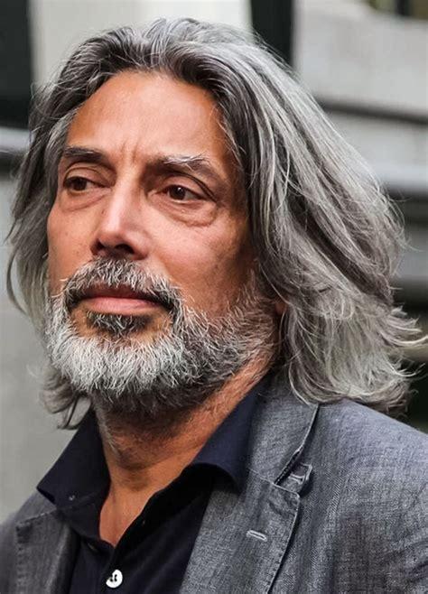 old time long hair hairstyles men 86 best older men images on pinterest