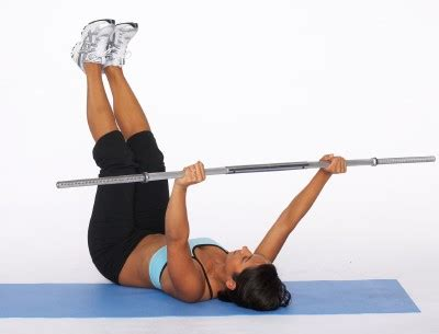 oblique bar crunches howstuffworks