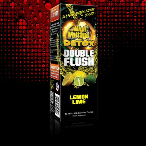 Reviews On One Swhwot Concentrate Detox Drink by High Voltage Flush Lemon Lime High Voltage Detox