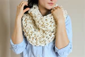 Crochet Infinity Scarf For Beginners 25 Crochet Infinity Scarf Tutorials
