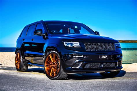 Custom Jeep Srt8 Jeep Srt8 Vossen Forged Vps 309 Customer Submissions