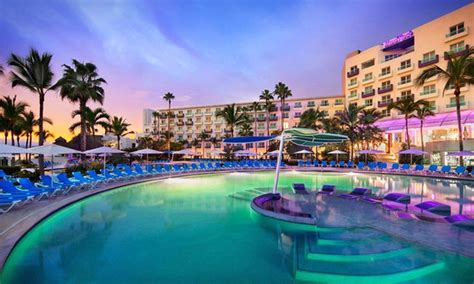 all inclusive rock hotel vallarta with airfare from travel by jen in banderas bay groupon