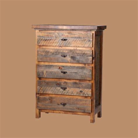 alexa reclaimed wood 5 drawer dresser wyoming reclaimed wood seven drawer dresser