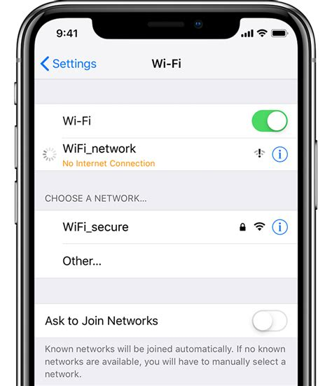 Iphone Not Connecting To Wifi by If Your Iphone Or Ipod Touch Won T Connect To A Wi