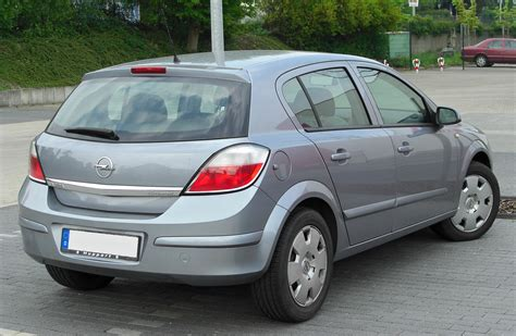 Bmw 1er Opel Astra Or Similar by Opel Astra 1 6 Twinport Technical Details History Photos