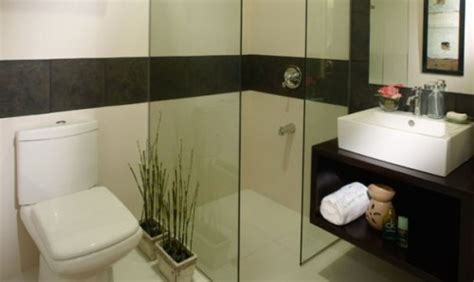 Modern Bathroom Design In Philippines Elaisa Or Sapphire Model House Of Trails Iloilo
