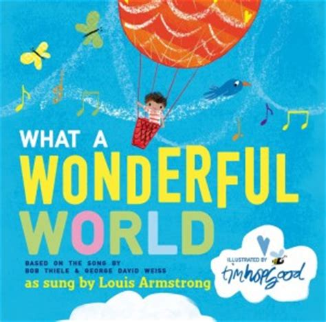 the wonderful world book what a wonderful world children s book council
