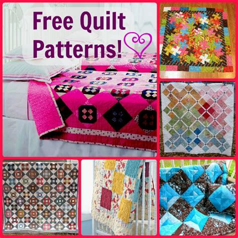 Free Quilt Patterns For by Free Quilt Patterns For All Skill Levels