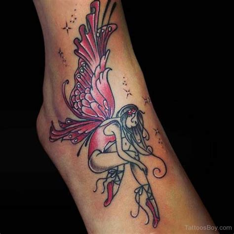 fairy design tattoo tattoos designs pictures