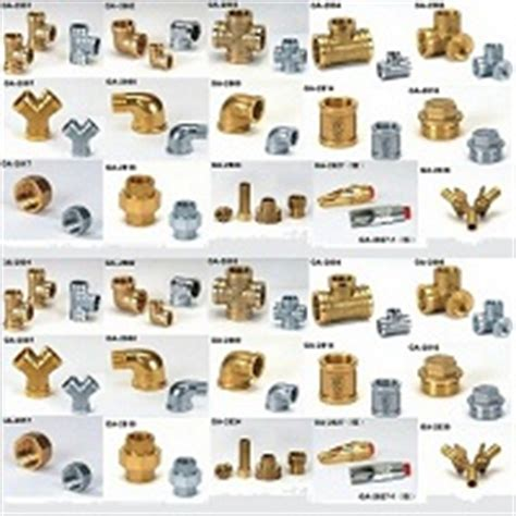 Brass Plumbing Fittings Catalogue by Brass Fittings Copper Pipe Page 1 Products Photo